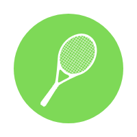 Tennis 200 x 200